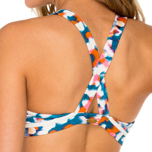 VIA BLANCA - Crossback Sports Bra