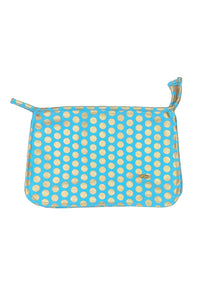 DOTTED DELIGHT - Bikini Bag • Aqua