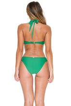 COSITA BUENA - Fama Multi Way Underwire Bandeau & Scrunch Side Full Bottom • Palma