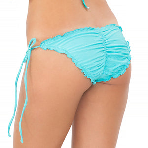 COSITA BUENA - Wavey Full Tie Side Ruched Back-MNC