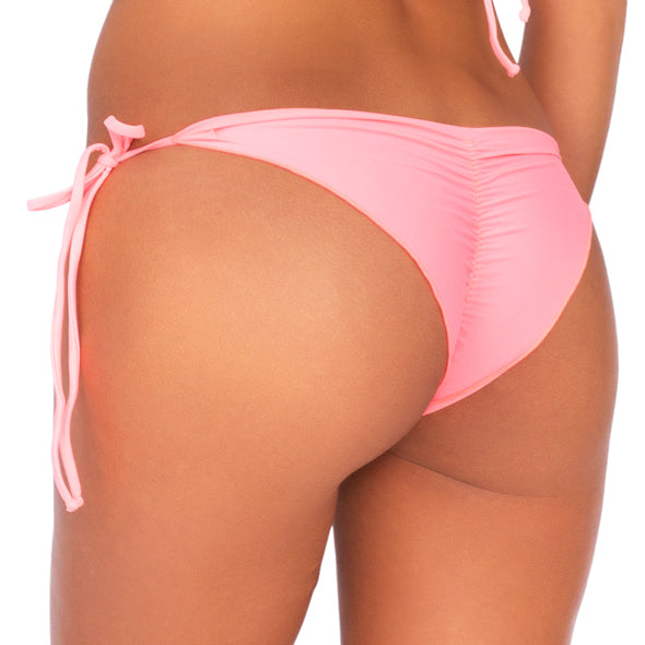 COSITA BUENA - Wavey Brazilian Tie Side Ruched Back-DCC