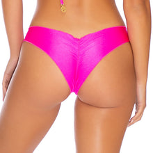 COSITA BUENA - Seamless Wavey Ruched Back Bottom-EJC