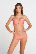 COSITA BUENA - Underwire Push Up Bandeau & Multi Braid Full Bottom • Hot Mess