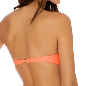 COSITA BUENA - Underwire Push Up Bandeau-MNC
