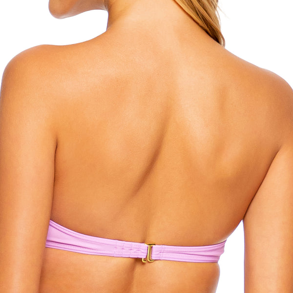 COSITA BUENA - Underwire Push Up Bandeau Top-DS