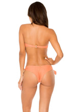 COSITA BUENA - Underwire Push Up Bandeau Top & Cayo Coco Brazilian Bottom • Azafran