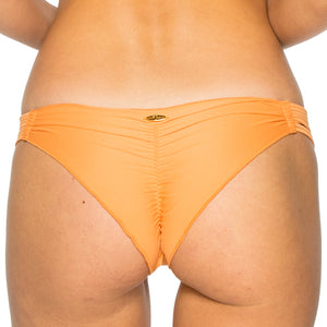 COSITA BUENA - Strappy Brazilian Ruched Back Bottom-VCC