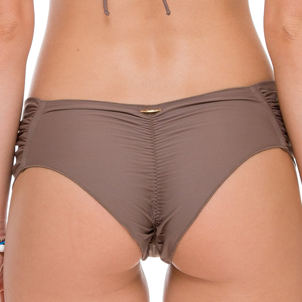 COSITA BUENA - Scrunch Panty Ruched Back-WHC