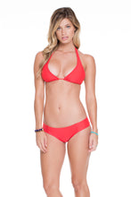 COSITA BUENA - Halter Top & Side Tab Seamless Full Bottom • Girl On Fire