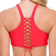 COSITA BUENA - High Neck Sporty Bra-WHC