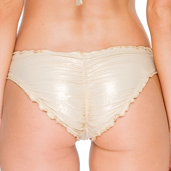 COSITA BUENA - Full Ruched Back Bottom-WAC (1608600289382)