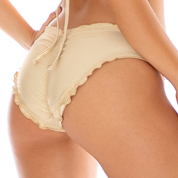 COSITA BUENA - Full Ruched Back Bottom-CLS