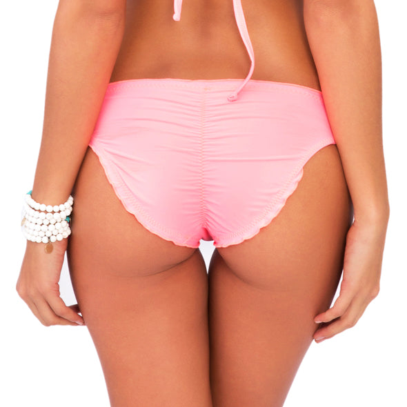 COSITA BUENA - Full Ruched Back Bottom-DCC