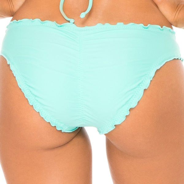 COSITA BUENA - Full Ruched Back Bottom-WAC
