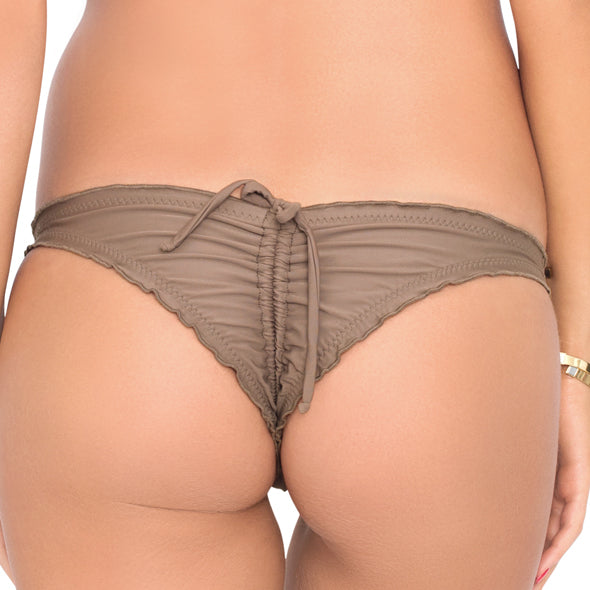 COSITA BUENA - Drawstring Back Scrunch Bottom-DCC