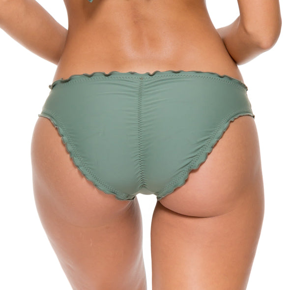 COSITA BUENA - Seamless Ruched Back Full Bottom-VCC