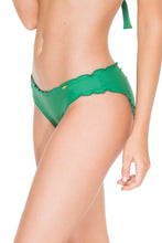 COSITA BUENA - Halter Triangle Top & Full Ruched Back Bottom • Palma