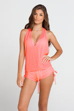 COSITA BUENA - T Back Romper • Hot Mess