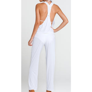 COSITA BUENA - T Back Long Jumpsuit-MNC