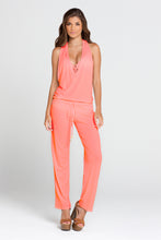 COSITA BUENA - T Back Long Jumpsuit • Hot Mess