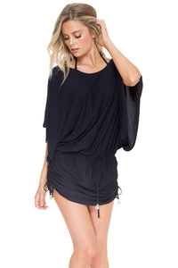 COSITA BUENA - South Beach Dress • Black