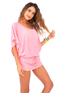 COSITA BUENA - South Beach Dress • Pink Sunsets