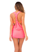 COSITA BUENA - T Back Mini Dress • Hot Mess
