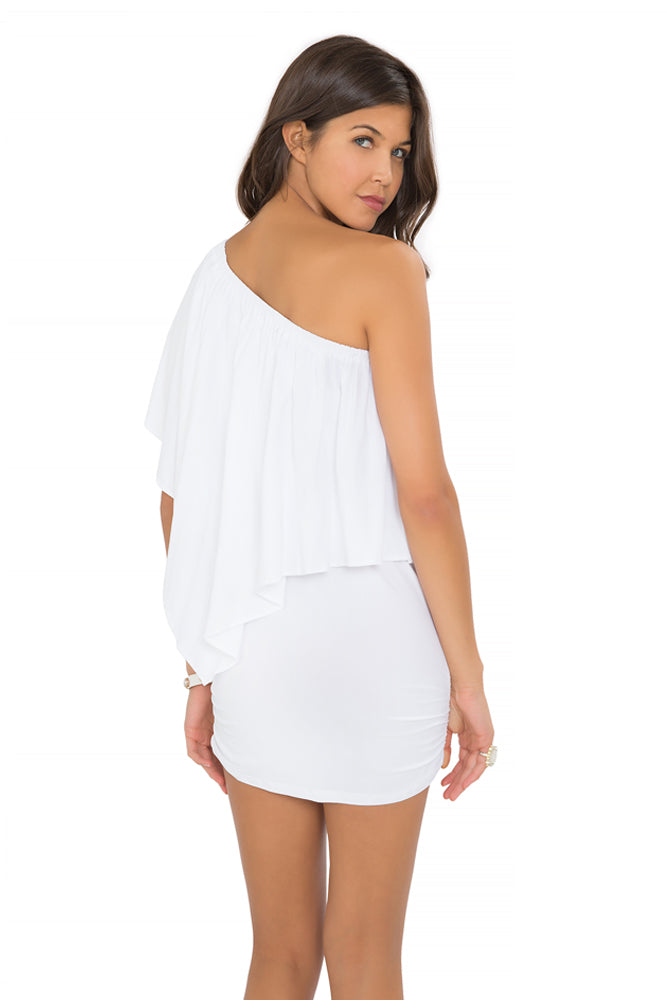 COSITA BUENA - Party Dress • White
