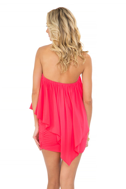COSITA BUENA - Party Dress • Bombshell Red