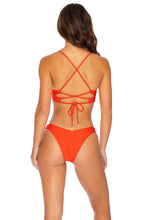 COSITA BUENA - Underwire Top & High Leg Bottom • Sangrita