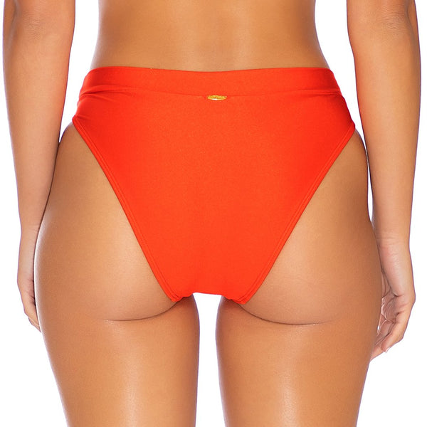 COSITA BUENA - High Leg Banded Waist Bottom-EJC