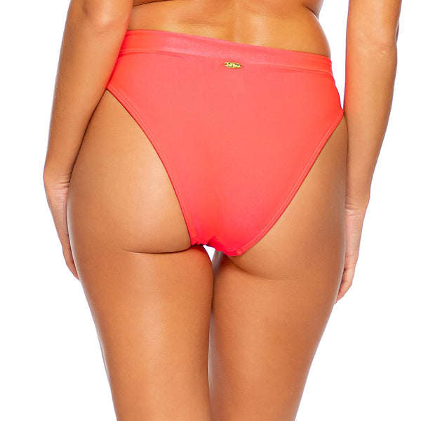 COSITA BUENA - High Leg Banded Waist Bottom-DS