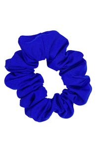 COSITA BUENA - Scrunchie • Electric Blue