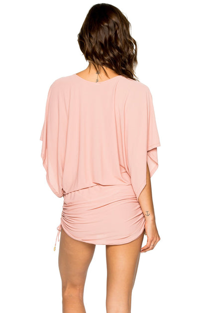 COSITA BUENA - South Beach Dress • Rosa