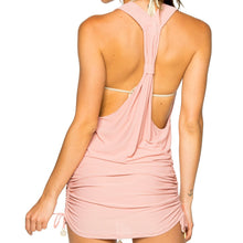 COSITA BUENA - T Back Mini Dress-WAC
