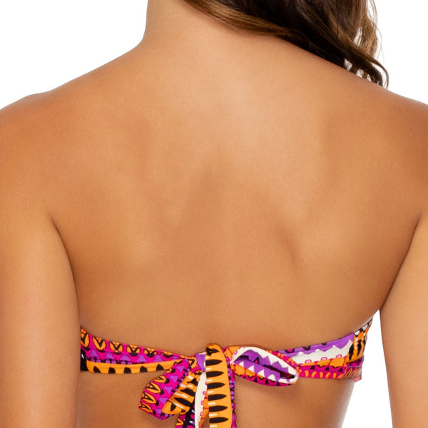 TIMBALES - Twist Bandeau Top