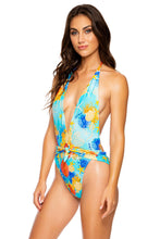 TWISTED MERMAID - One Piece Bodysuit • Multicolor