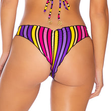 PARTY ANIMAL - Seamless Wavey Ruched Back Bottom