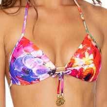 JARDIN SECRETO - Molded Push Up Bandeau Halter
