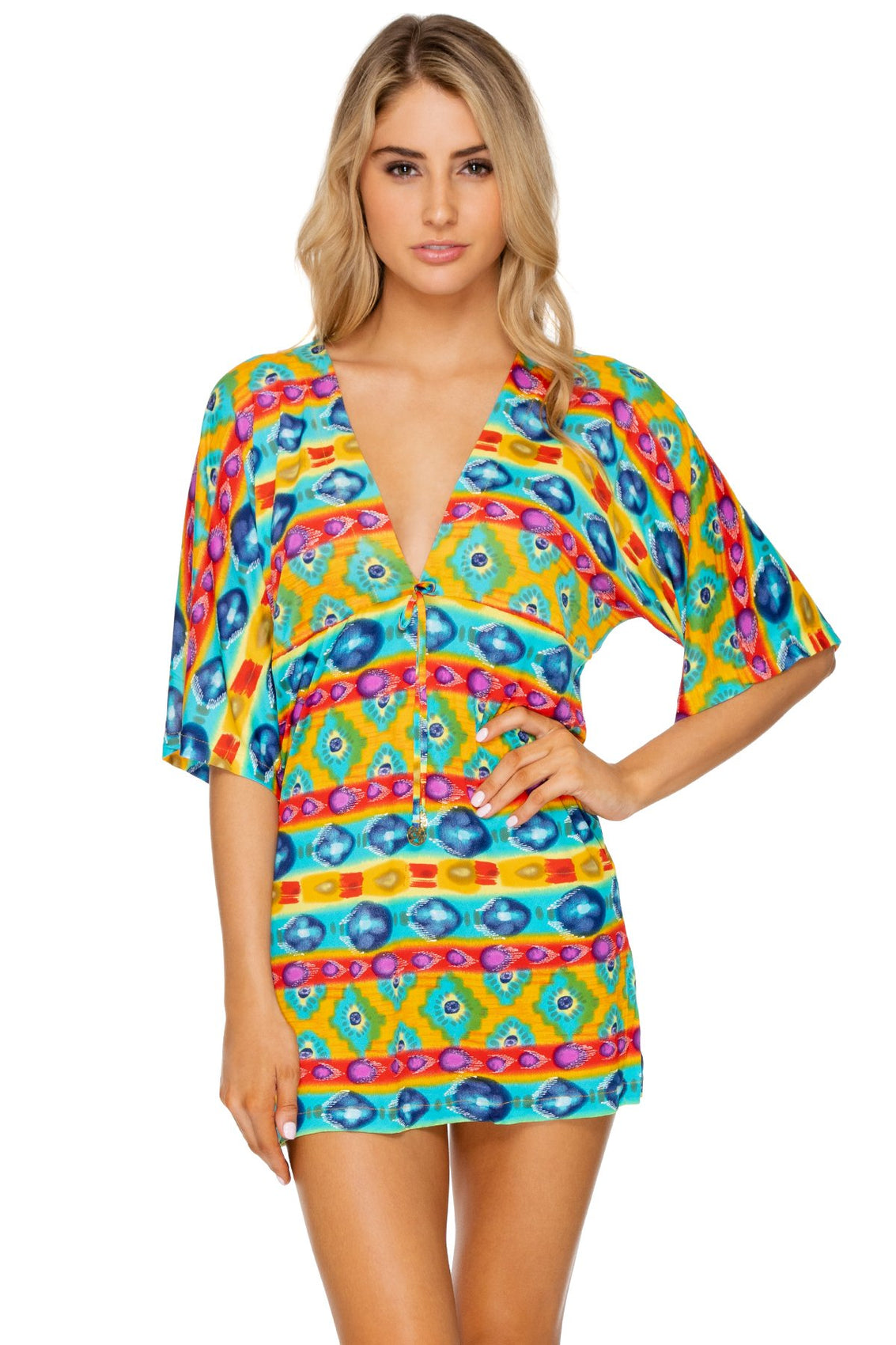 OCHO RIOS - Short Tunic • Multicolor
