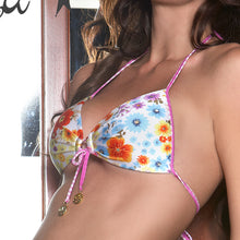 CHA CHA CHA - Molded Push Up Bandeau Halter