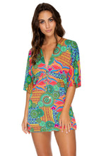 MIAMI MIX - Short Dress • Multicolor