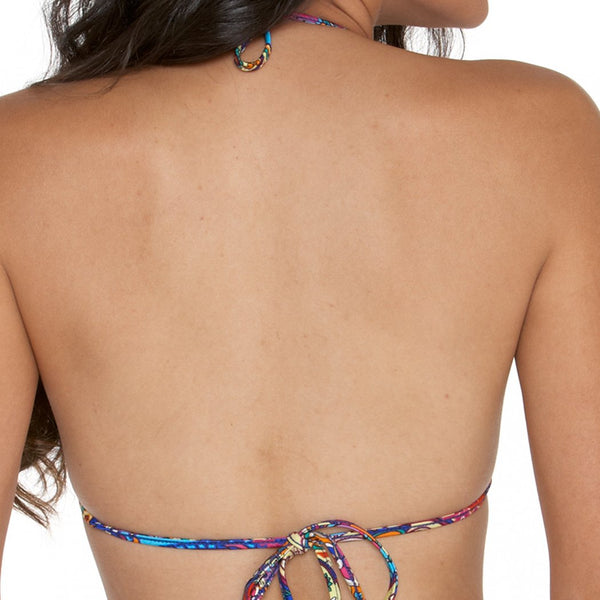 PACHANGA - Molded Push Up Bandeau
