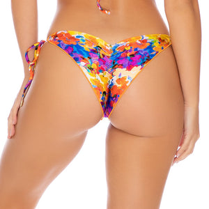 DULCE TORMENTO - Tie Wavey Brazilian Bottom
