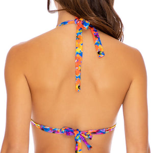 DULCE TORMENTO - D-cup Triangle Halter