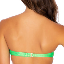 HEAVY METAL - Underwire Push Up Bandeau Top