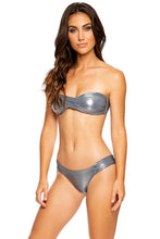 AY DIOS MIO - Twist Bandeau & Scrunch Side Moderate • Vip Platinum