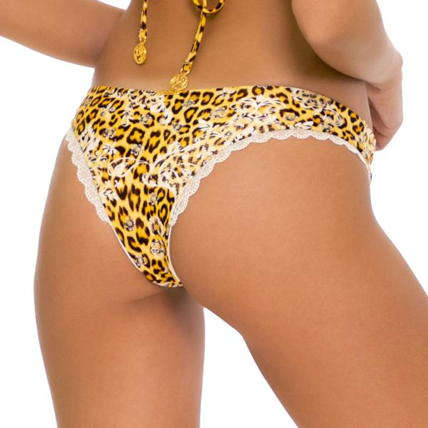 SWEET ESCAPE - Low Rise Seamless Skimpy Bottom