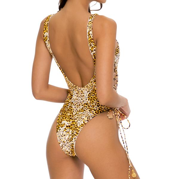 SWEET ESCAPE - Open Side One Piece Bodysuit