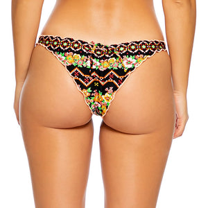 VIVA LA NOCHE - Drawstring Back Scrunch Bottom